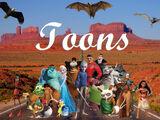 Toons (Cars) (Justin Bonesteel Style)