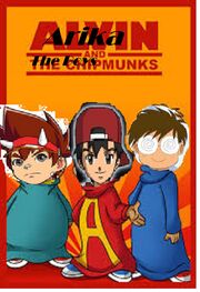 Akira and the boys 80s show