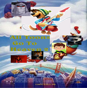 All Toons Go To Heaven 2 movie poster