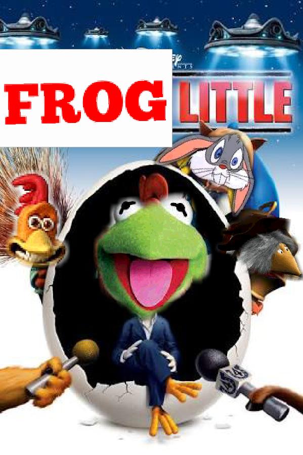 Frog Little Chicken Little The Parody Wiki Fandom