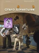 Fear and Sparky grand adventures game poster
