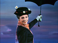 Marry poppins disney character