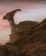 Parasaurolophus Australia