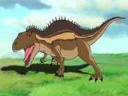 Rileys Adventures Acrocanthosaurus