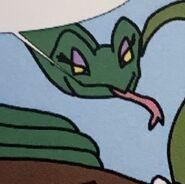 Snake in volume15 rileysadventures