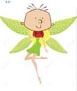 Stanley Griff the fairy