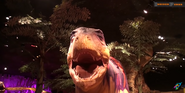 T-Rex Café Tyrannosaurus