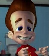 Jimmy Neutron in Jimmy Neutron- Boy Genius