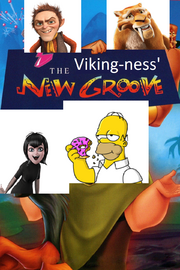 The Viking-ness' New Groove Poster