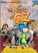 The Wizard of Oz (NR1GLA Style) Poster