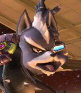 Wolf O'Donnell in Super Smash Bros. Brawl