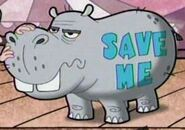 Billy and Mandy Hippo