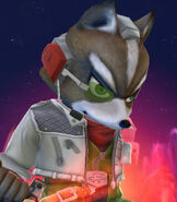 Fox McCloud in Super Smash Bros. for Wii-U and 3DS