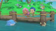 Molly & Gil meets Buddy the Dolphin