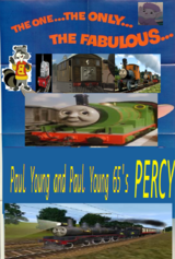 Percy (a.k.a. Dumbo) (Paul Young and Paul Young 65's Style)