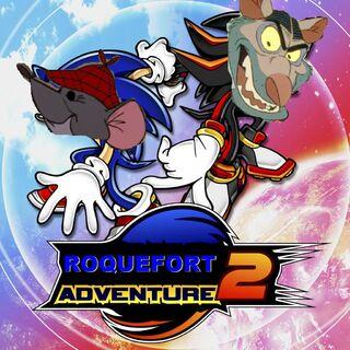 Roquefort Adventure 2 Video Game