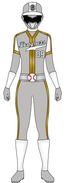 Silver MLB Ranger
