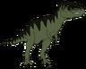 Spencer the Albertosaurus