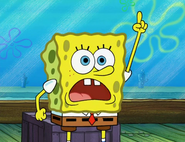 Spongebob stop patrick