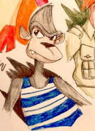 Darwin thornberry anime character