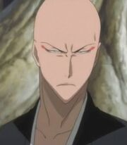 Ikkaku Madarame in Bleach Fade to Black