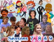 A&F Seasons 7, 8 & 9