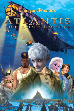 Atlantis lost empire jack frost