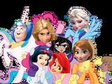 My Little Disney: Friendship is Magic (BrittalCroftFan/Philip McGhee Style)