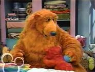 Ojo crying in Bear in the Big Blue House: Why Bears Can't Fly