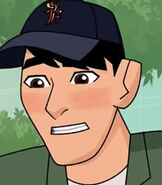 Tadashi Hamada in Big Hero 6- The Series