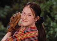 Kristy (from The Baby Sitters Club Movie) as Sarah