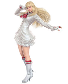 Lili - CG Art Image - Tekken 6 Bloodline Rebellion