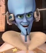 Megamind in the Shorts