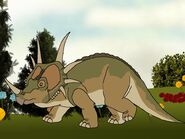 Rileys Adventures Styracosaurus