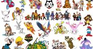 The Cartoon Characters (The Cartoon Characters Movie)