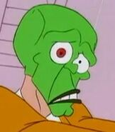 The Mask in Ace Ventura The Animated Sereis