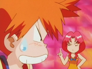 And misty gets pissed off