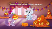 Halloween in whisker haven title