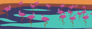 South Park Flamingos