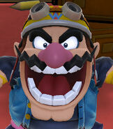 Wario in Super Smash Bros. for Wii-U and 3DS