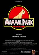 Mammal Park (1993) VHS Cassete film-2