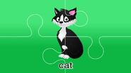 Nursery Tracks Cat