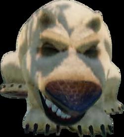 Polar Bear Crash Bandicoot N. Sane Trilogy