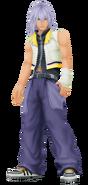 Riku kingdom hearts 2
