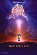Snifflesnocchio Poster