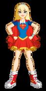 Supergirl Pose DCSHG Transparent