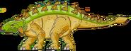 Ankylosaurus Math vs Dinosaurs