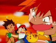 Misty is super pissed off at you
