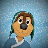 Rockdog bodi fanart by artslaughter dcpjuyz-pre