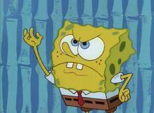 Spongebob Mad